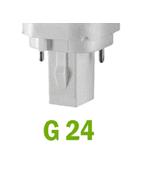 LAMPARAS G24